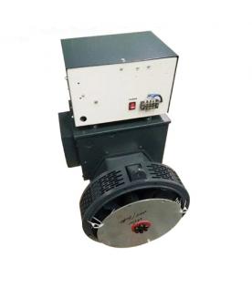 Безщеточный трехфазный генератор 120кВт