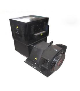 Бесщеточный генератор переменного тока динамо  450кВт 400В