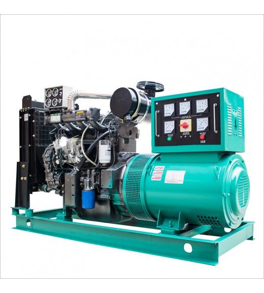 Электростанция модульная  с магнитным двигателем  от 7,5кВт-200кВт